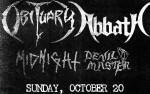 Image for Obituary • Abbath