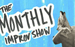 Image for Glass City Improv Presents: The Monthly