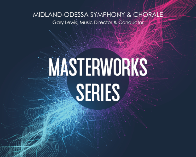 Image for MOSC MASTERWORKS SERIES 2019-20