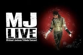 Image for MJ LIVE