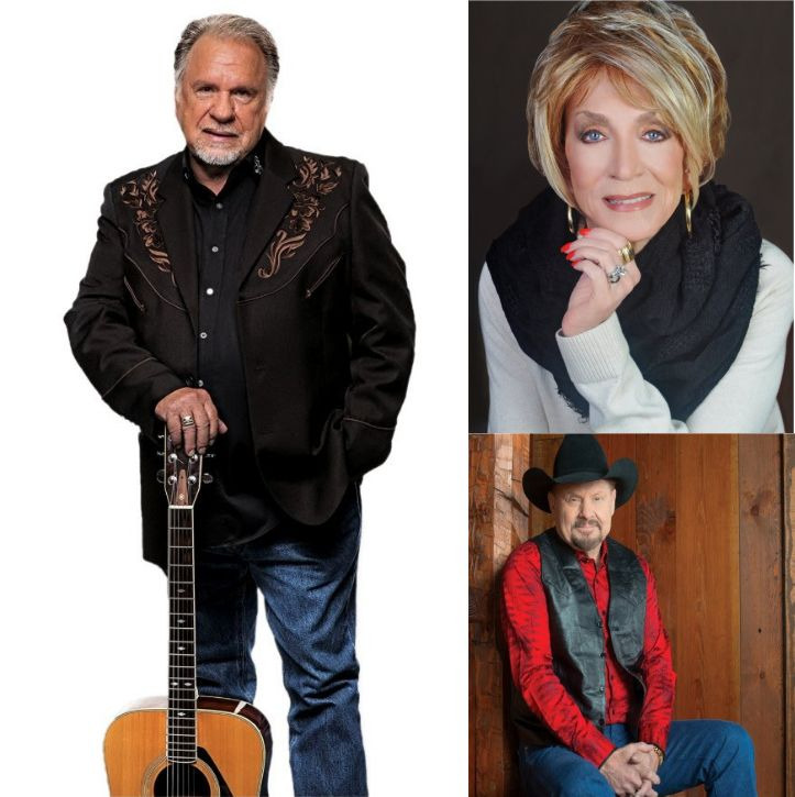 Image for PURE COUNTRY - featuring GENE WATSON WITH  JEANNIE SEELY & MOE BANDY