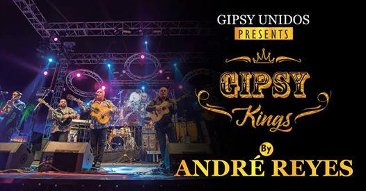 Image for GIPSY UNIDOS PRESENTS GIPSY KINGS BY ANDREW REYES