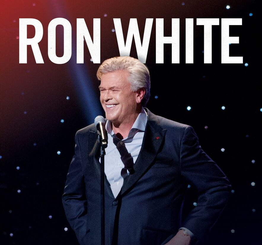 Image for RON WHITE ~ 8PM SHOW