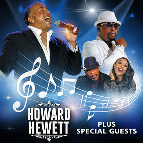 Image for CHESS FOUNDATION presents HOWARD HEWETT live with GLENN JONES hosted by SHALIA and DJ UNCLE RALPH MCDANIELS